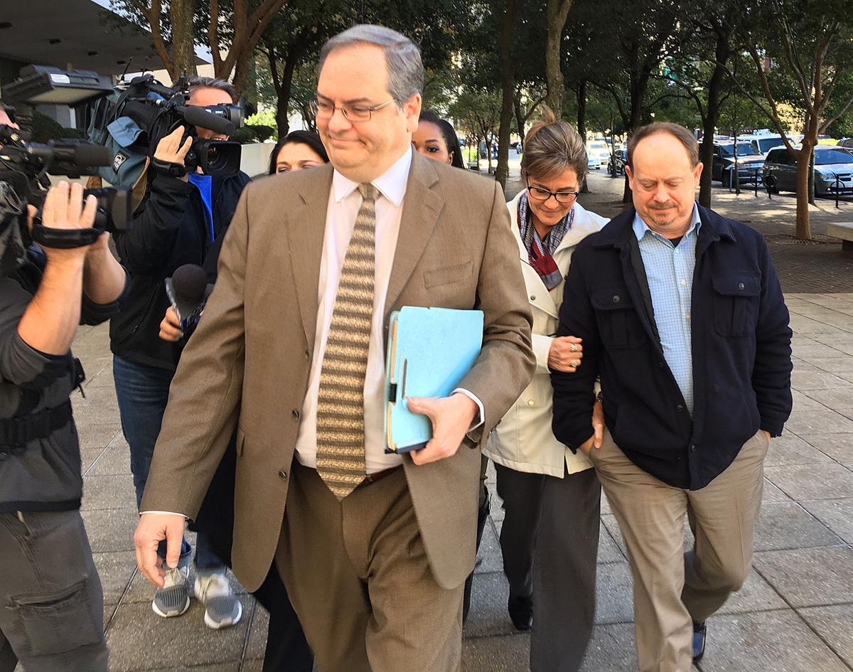 Ex-Tammany deputies plead not guilty in conspiracy, bribery case involving inmate work-release program