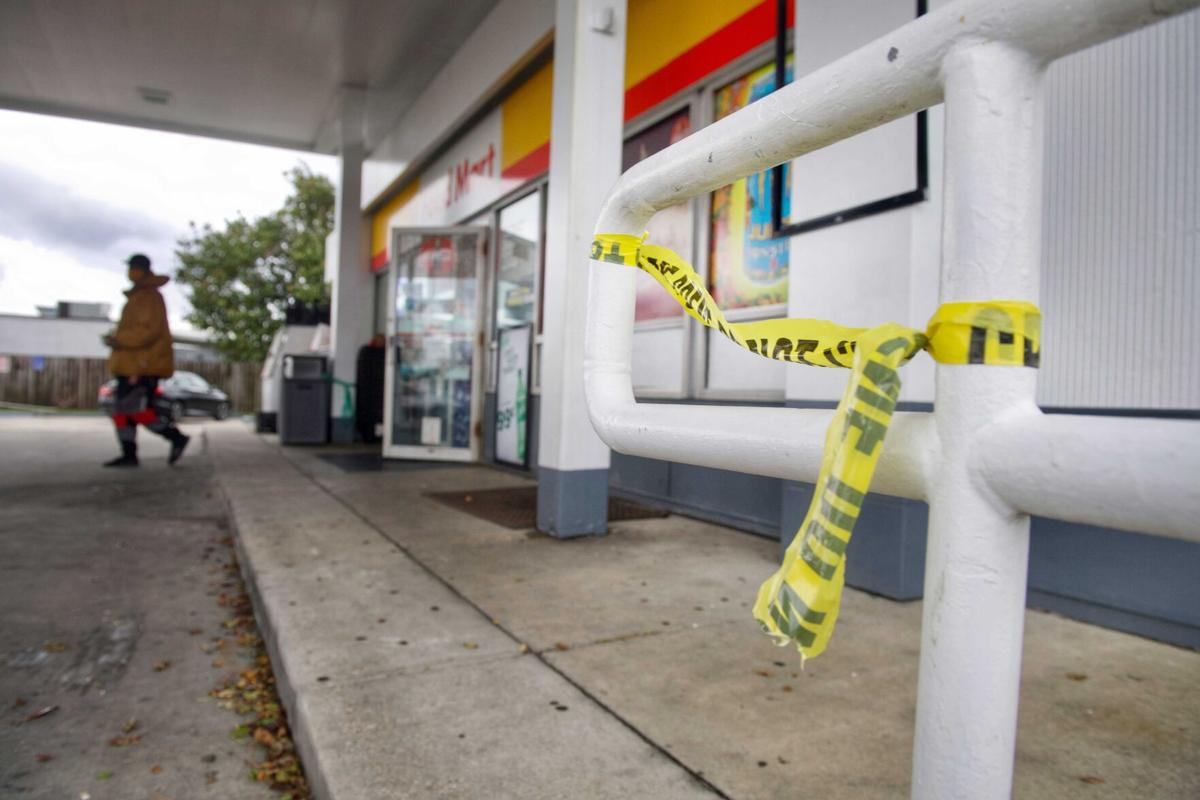 Homicide at Shell gas station in Kenner