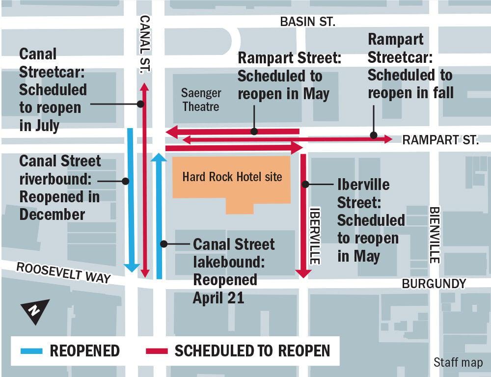 042921 Hard Rock street reopening
