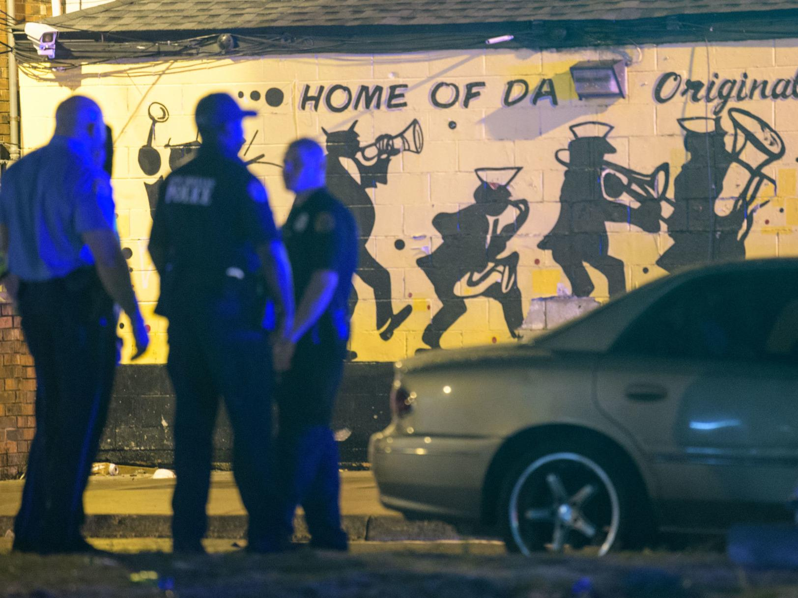Sources New Orleans Gang Associate The Apparent Target In Deadly