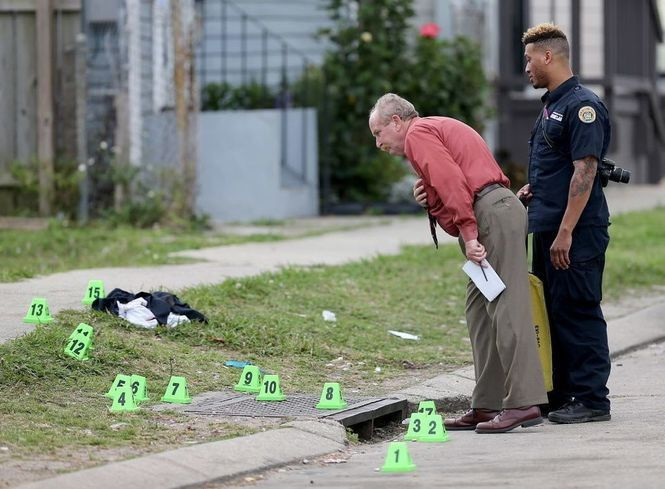 Louisiana's murder rate again leads U S : See how other