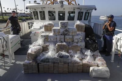 Drug Crisis Meth and Cocaine