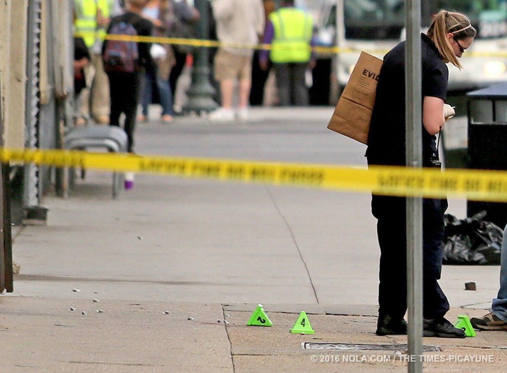 'What can be done?': 6th shooting in 2 years at Rampart and Canal streets