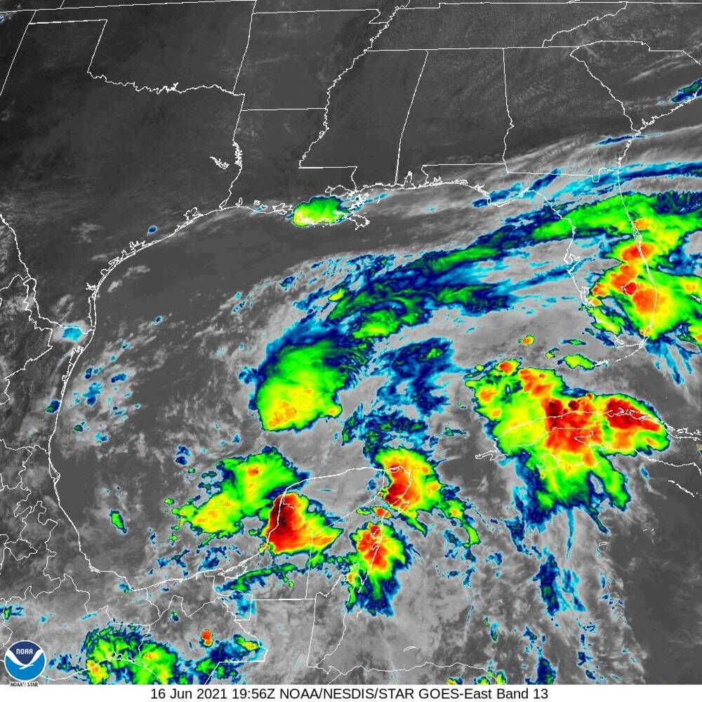 Invest 92L could become tropical depression, storm in next few days