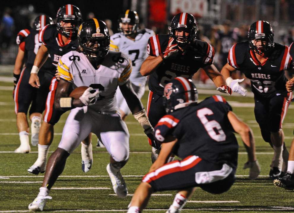 District 6-3A Louisiana high school football preview