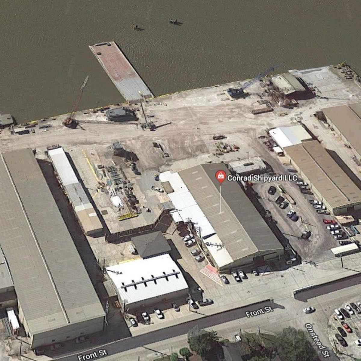 Conrad Shipyard files lawsuit for $18M claiming money is owed on tug