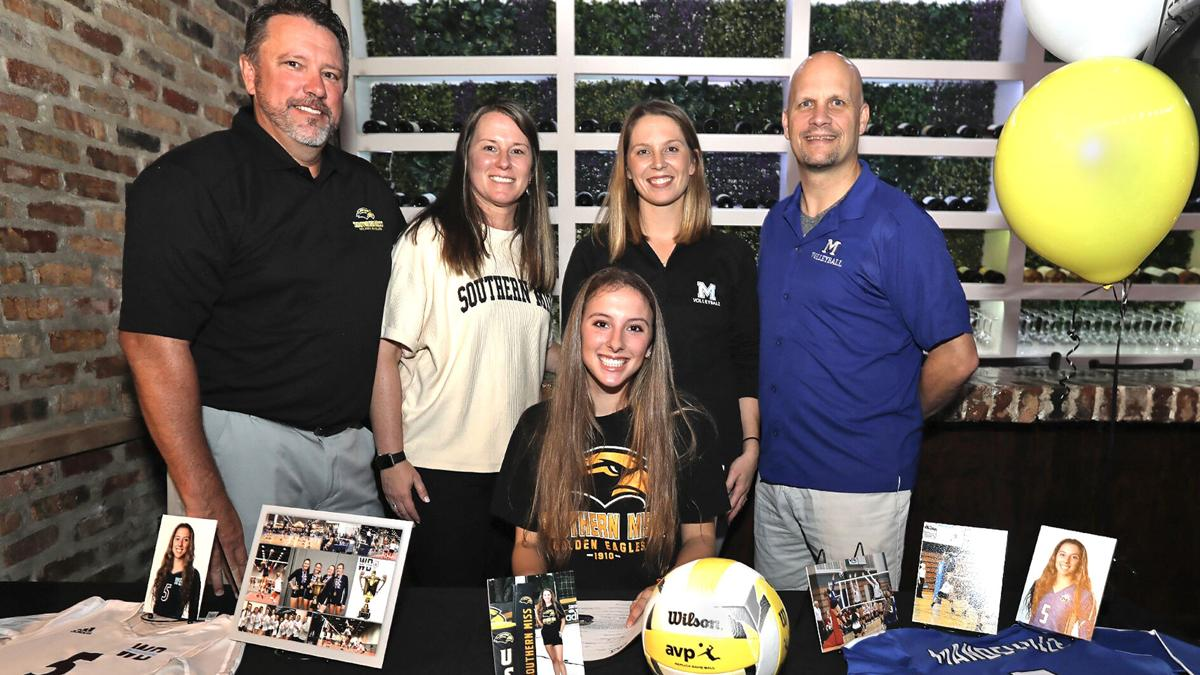 Mandeville's Taylor Pierce signs with Southern Miss