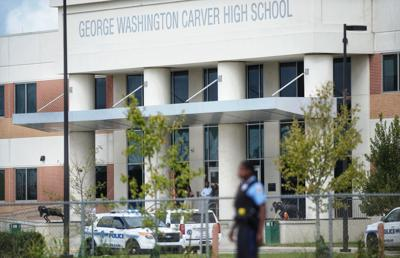 Shooting at George Washington Carver High School