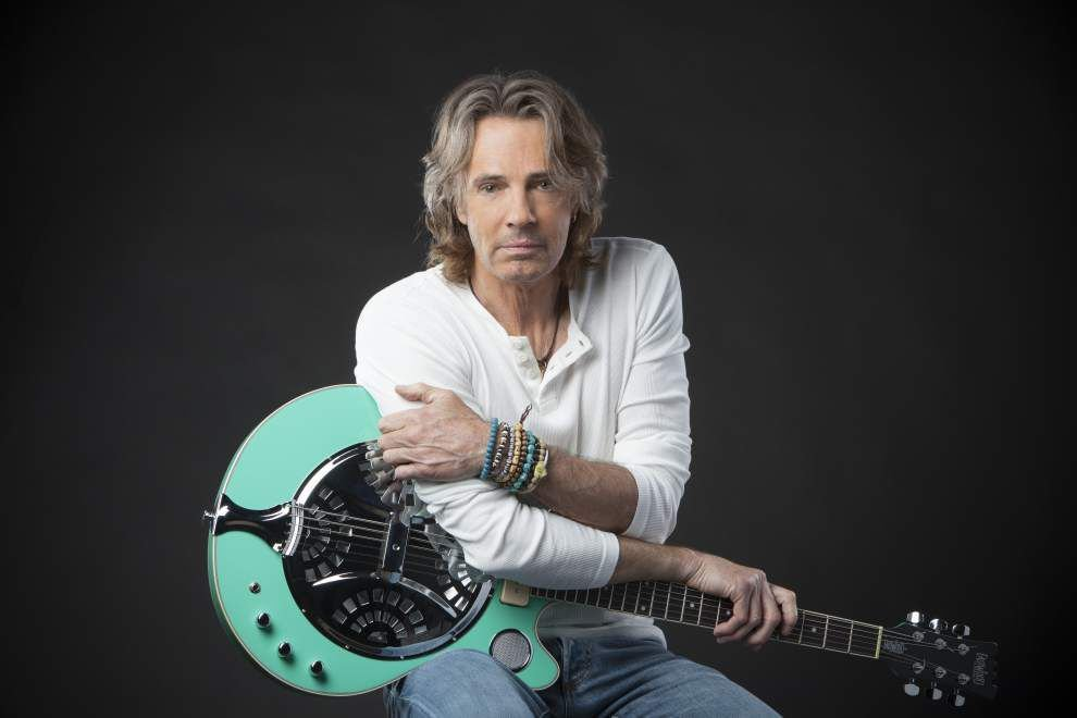 Rick Springfield talks Paul McCartney, sleep-writing, and the time he forgot the words to 'Jessie's Girl' _lowres
