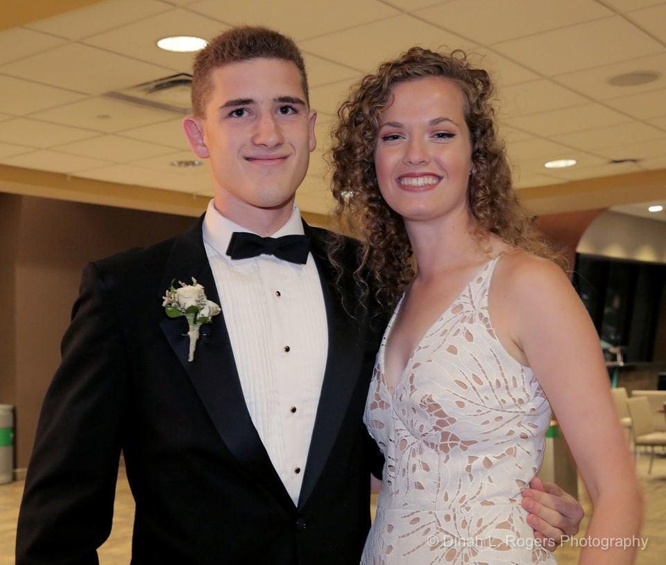 Prom 2018: Holy Cross High School dances the night away