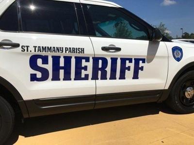 St. Tammany Parish Sheriff's Office vehicle