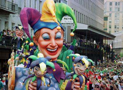 New Orleans Calendar 2022.When Is Mardi Gras 2022 Now That The Parade Less Carnival Is Over Mark Your Calendar Mardi Gras Nola Com