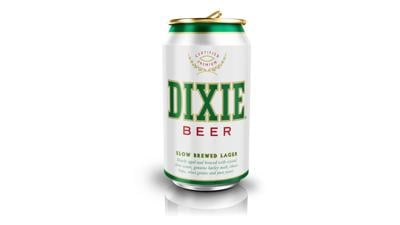 Dixie Beer Lager 12 oz Can.JPG