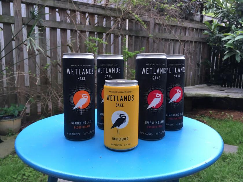 New Orleans-made Wetlands Sake hits local restaurants, bars and stores