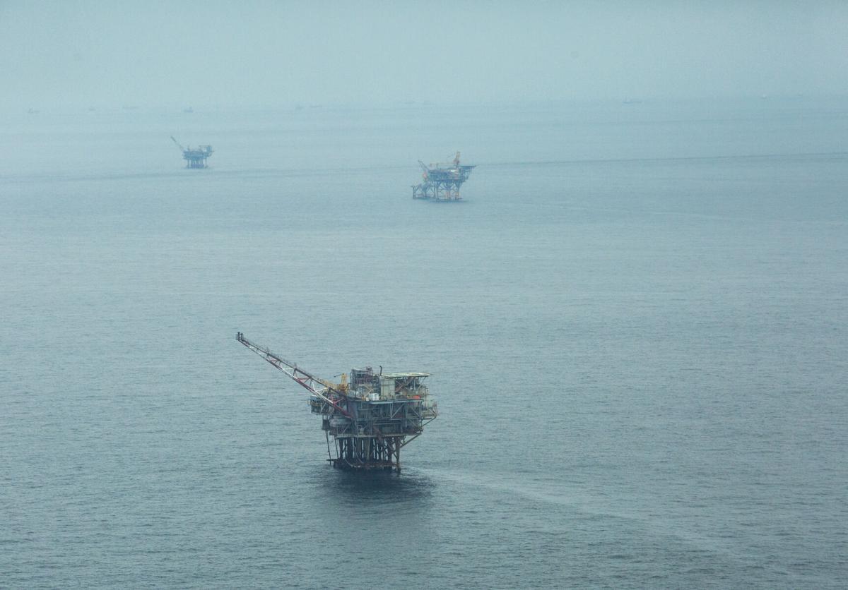 Hurricane Ida oil spills