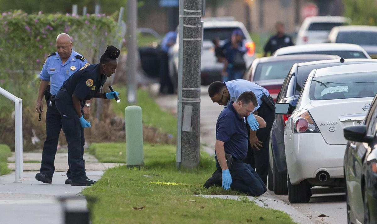 Man charged in NOPD officer Marcus McNeil's death incompetent to proceed to trial (copy)