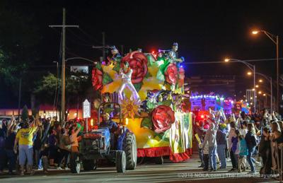 See photos from the Krewe of Kings' first Metairie parade appearance