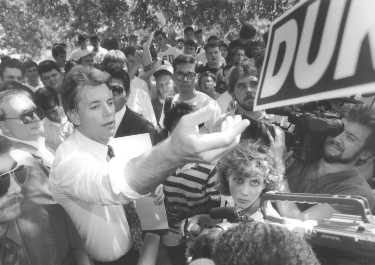 David Duke vs. Edwin Edwards: A 1991 election reflection