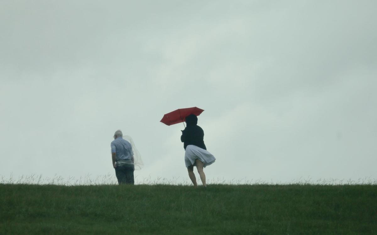 Pre Tropical Storm Barry