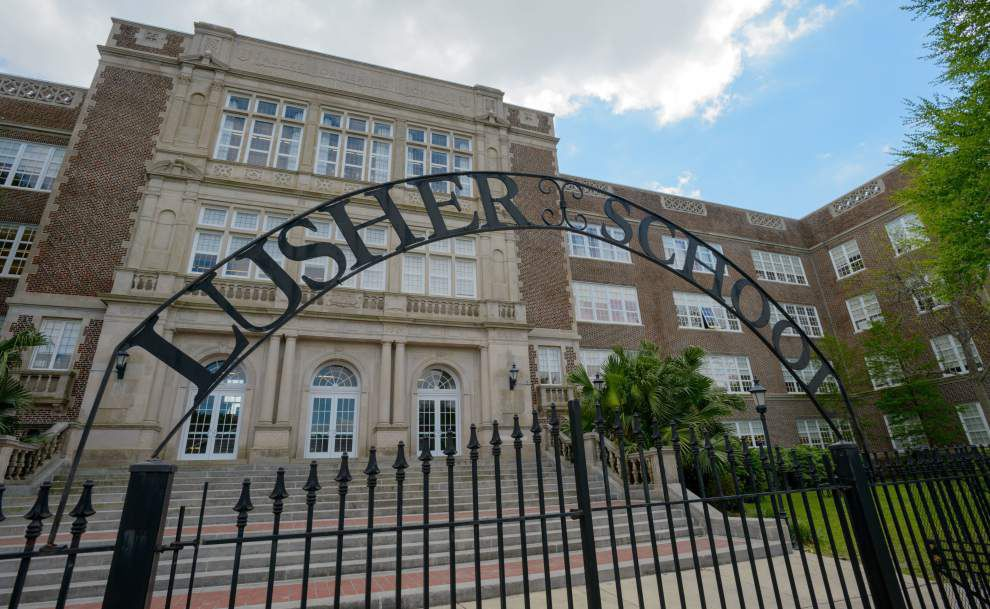 Lusher's 'Joan of Arc' Kathy Riedlinger often a focus of controversy over admissions, discrimination claims _lowres