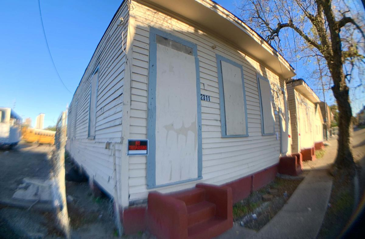 The modest Buddy Bolden house may have been the home of the world's first bona fide jazz musician.