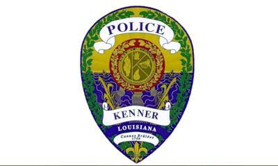 Kenner Police Department badge