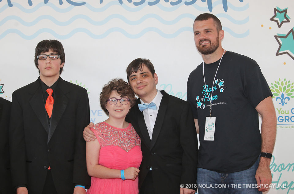 Thomas Morstead's foundation hosts Prom for Hope: photo gallery