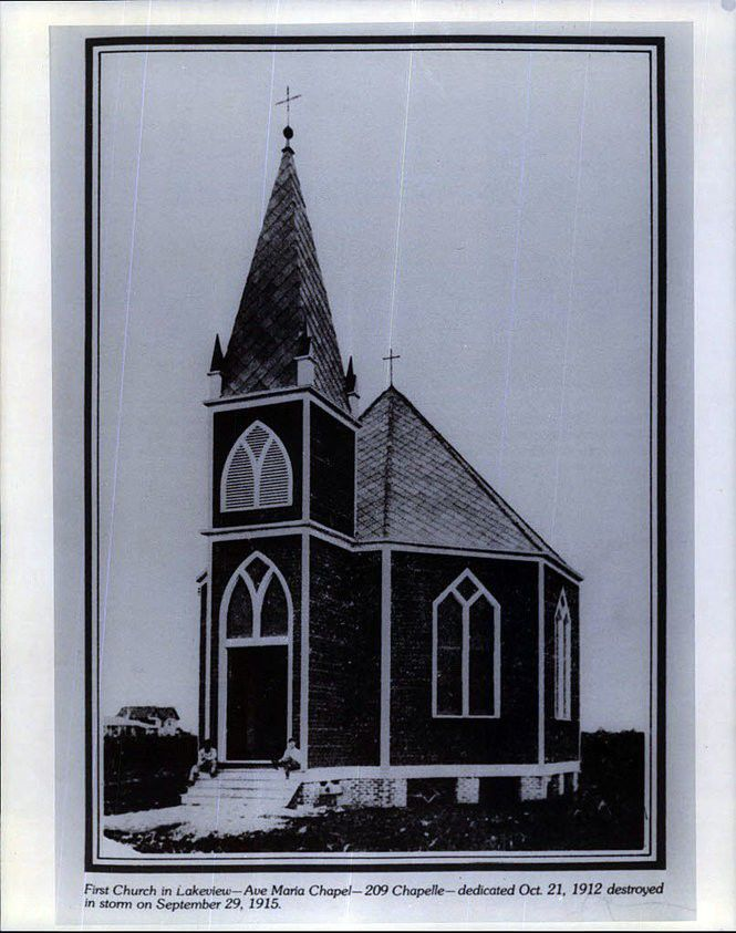 24 closed Catholic churches of New Orleans: vintage photos from The Times-Picayune