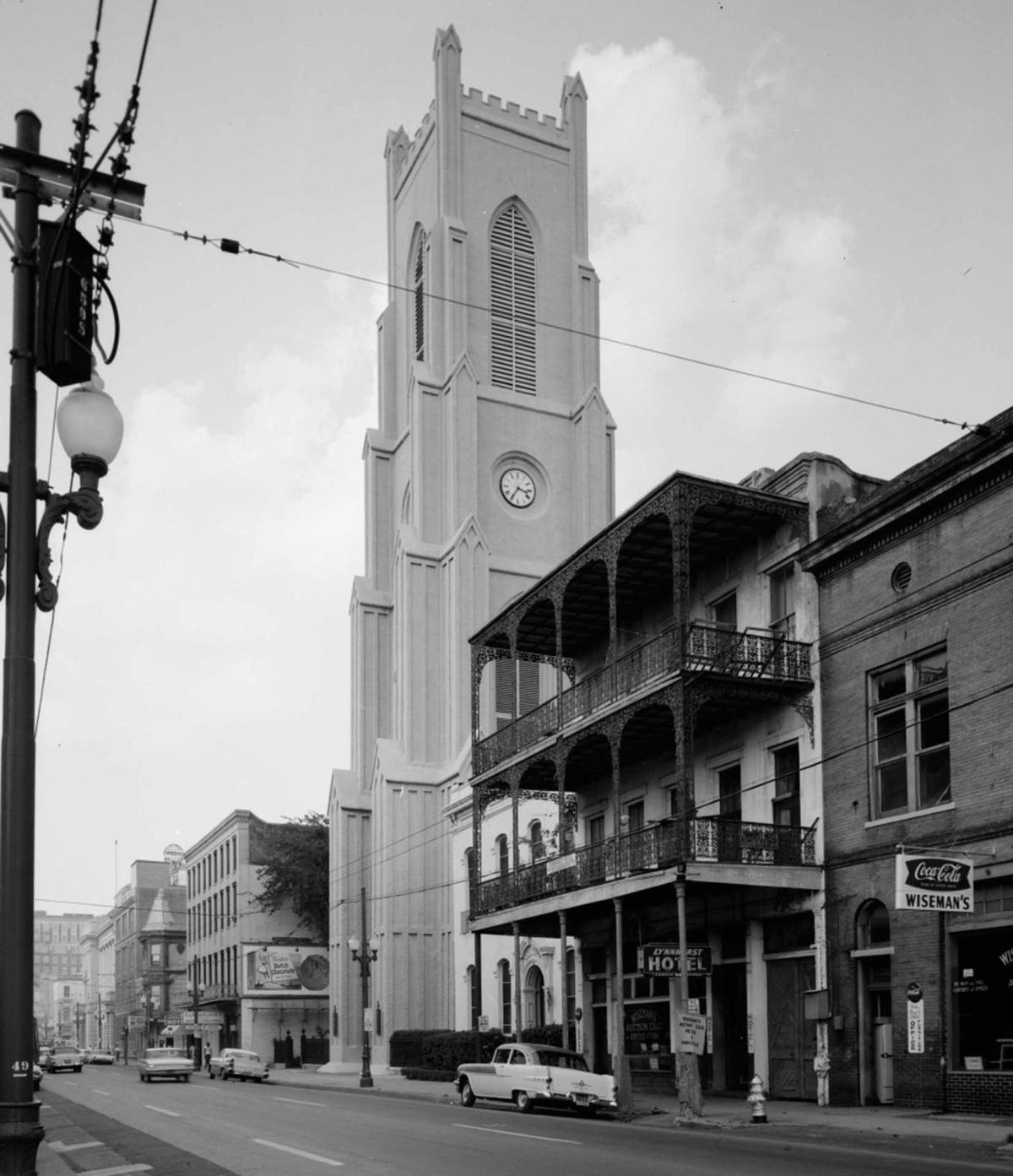 The emerald aisle: In 1840, St. Patrick's Church became an answer to Irish New Orleans' prayers (copy)