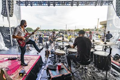 The Revivalists Drive-In Concert at UNO