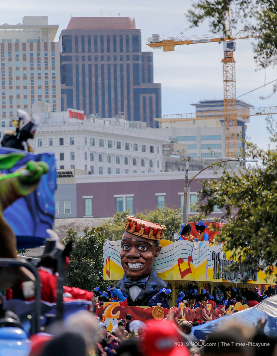 See photos from Zulu parade 2019
