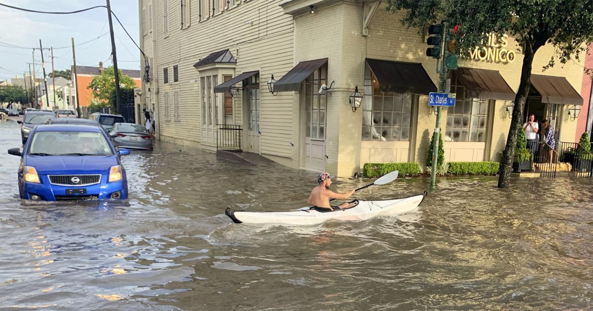 Flooding in New Orleans