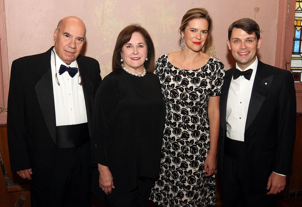 Jay Parini, Anne Simms Pincus, Permele Doyle, & Garner Robinson