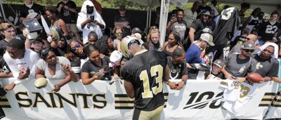 The will to be great: Michael Thomas' desire to out-compete opponents has him poised for big year