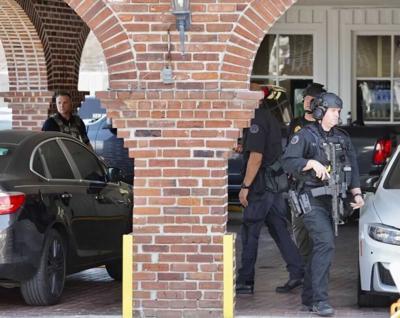 SWAT standoff mid-city