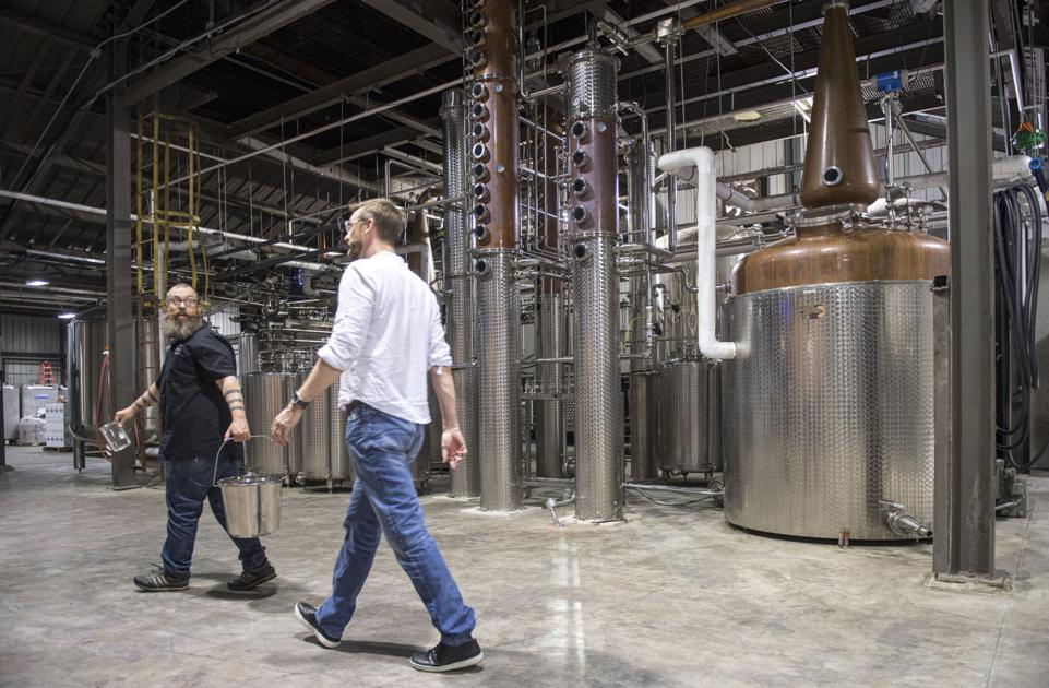 Homegrown hand sanitizer production ramps up at New Orleans distilleries, breweries