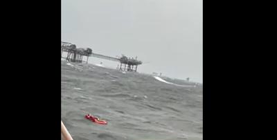 Seacor Power rescue