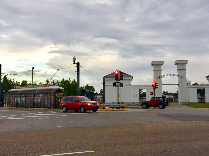 Streetcar extension to close Canal Blvd. at City Park Ave. for 4 months