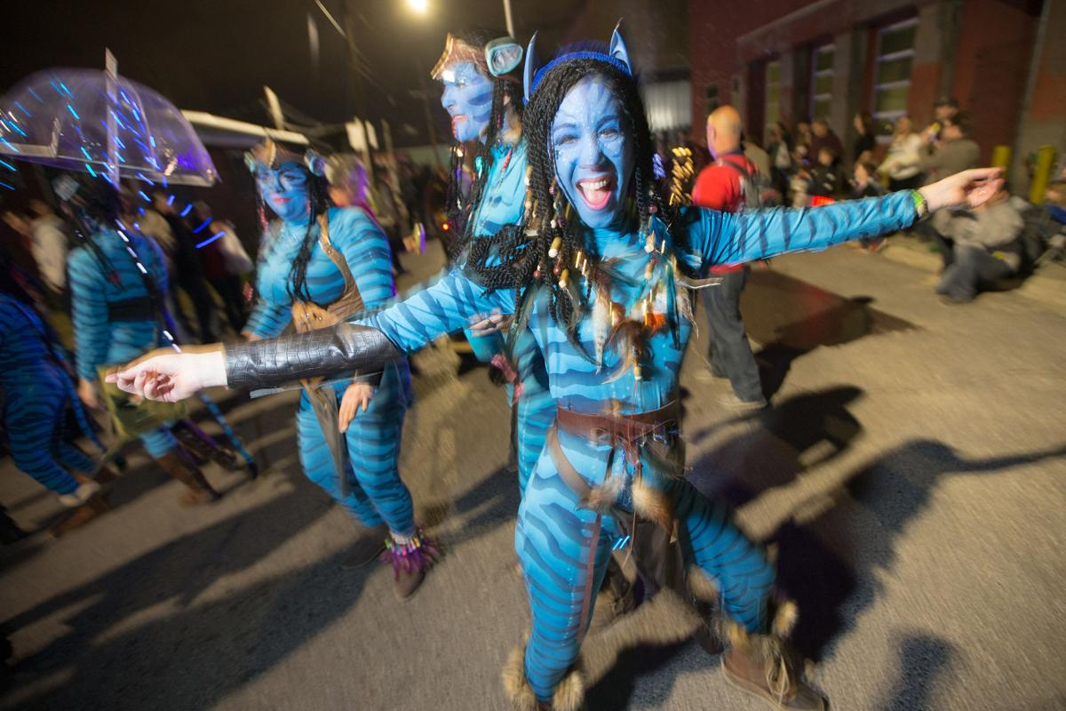 The Intergalactic Krewe of Chewbacchus parade