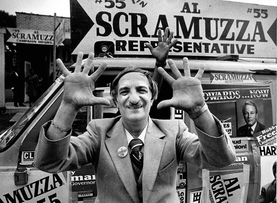 Al Scramuzza made crawfish 'pretty': Bites from the Past