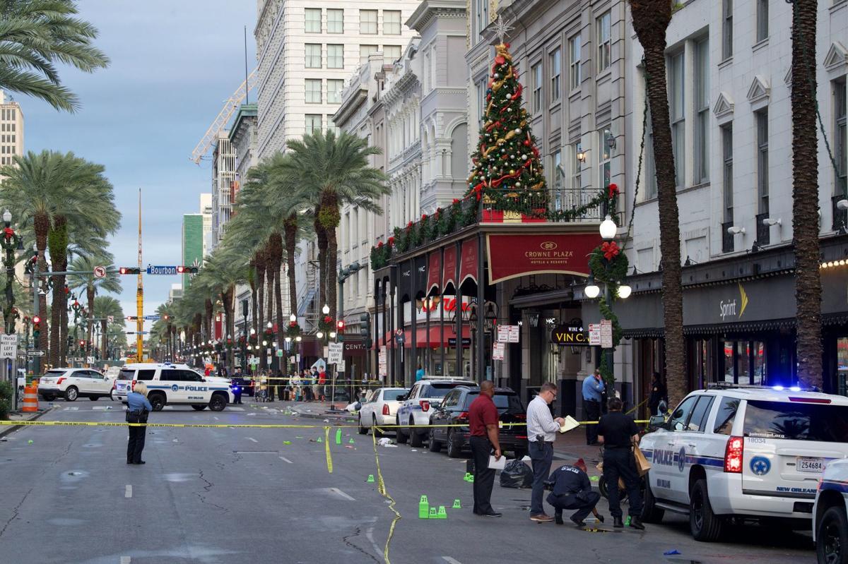 Canal Street shooting Dec. 1, 2019