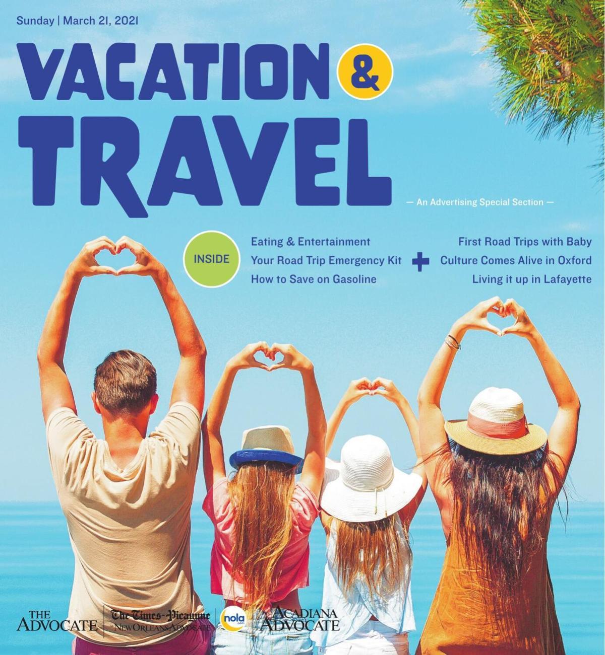 Vacation & Travel 2021