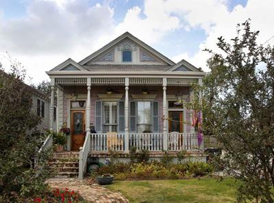 Shotgun geography: the history behind the famous New Orleans elongated house