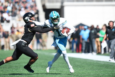 Tulane wide receiver J.J. McCleskey