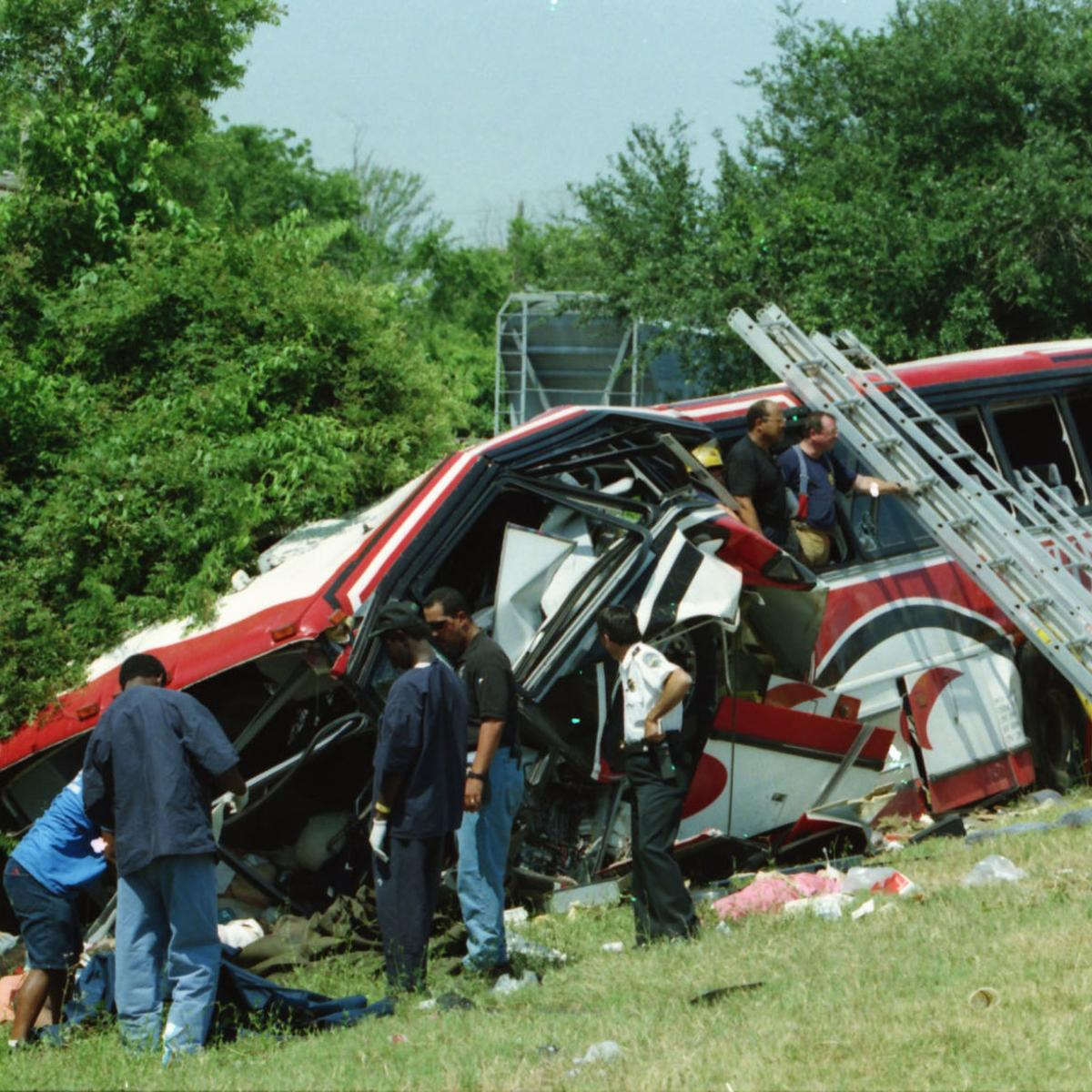 Film remembers horrific 1999 Mother's Day bus crash, 20 years later