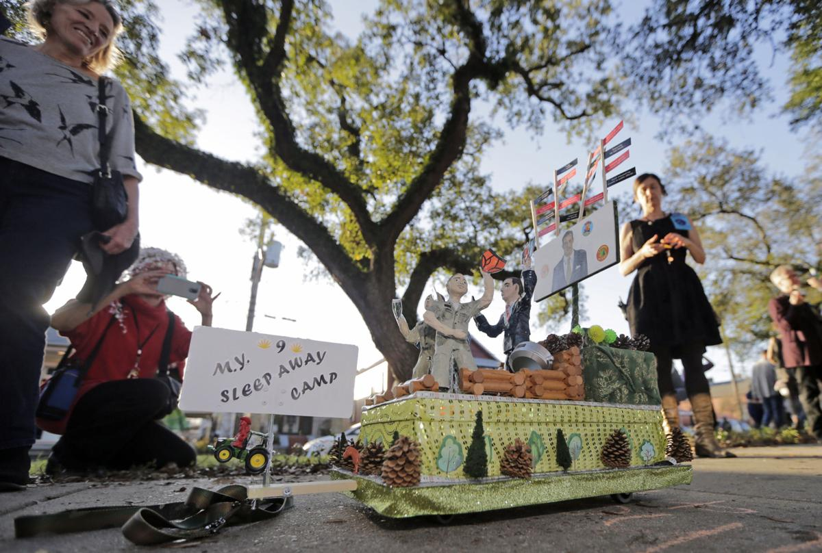 City moves 'tit Rex mini Mardi Gras parade to Sunday Feb. 17 ...