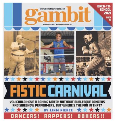 Gambit cover 08.17