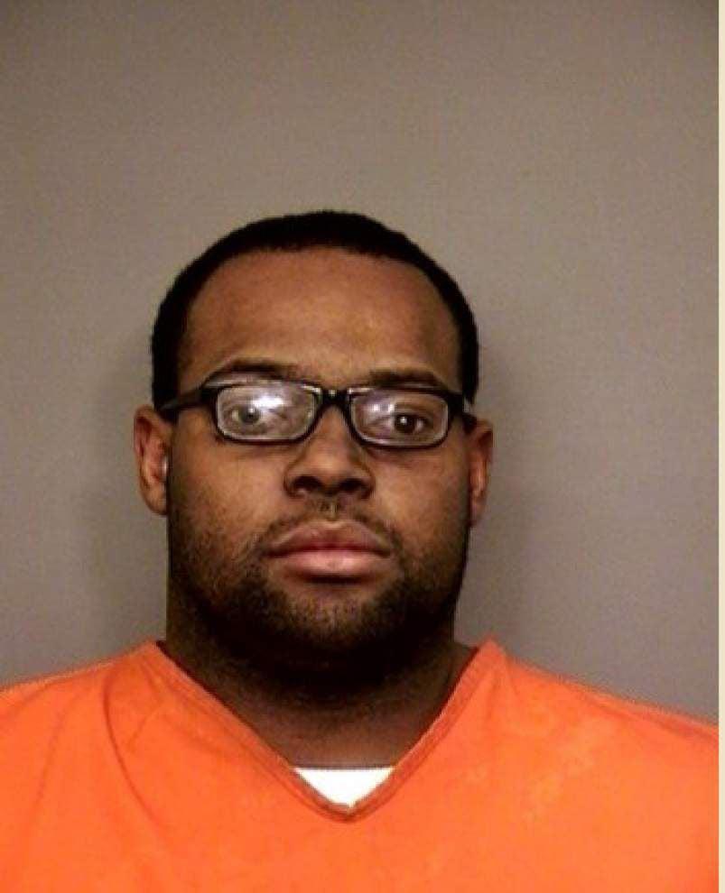 $1 million bail set for suspect arrested in Jorion White murder case _lowres