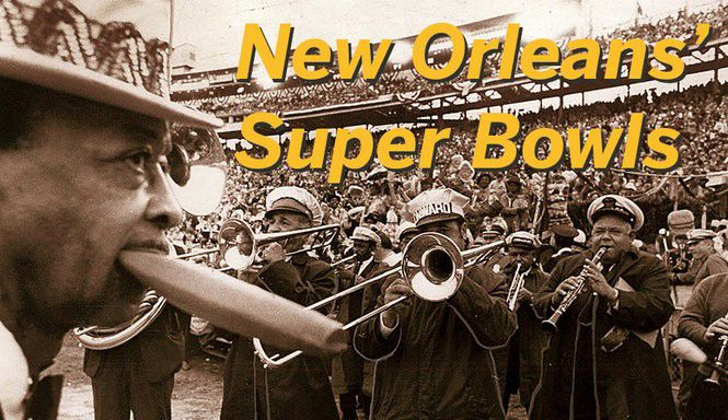 Super Bowls in New Orleans: All 10 of them!