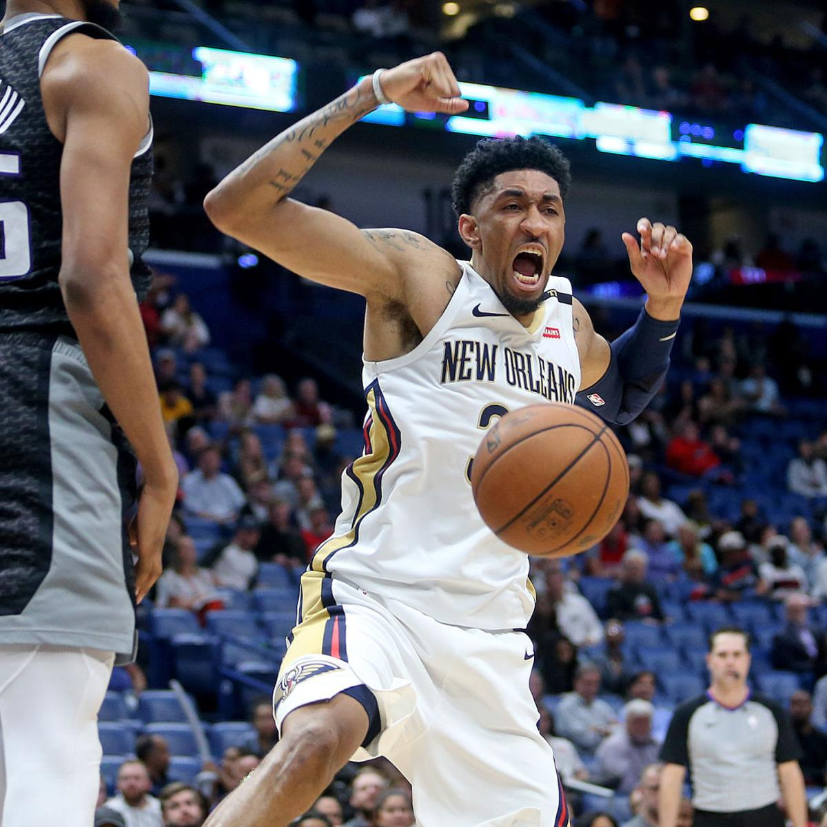 New Orleans Pelicans At Sacramento Kings How To Watch